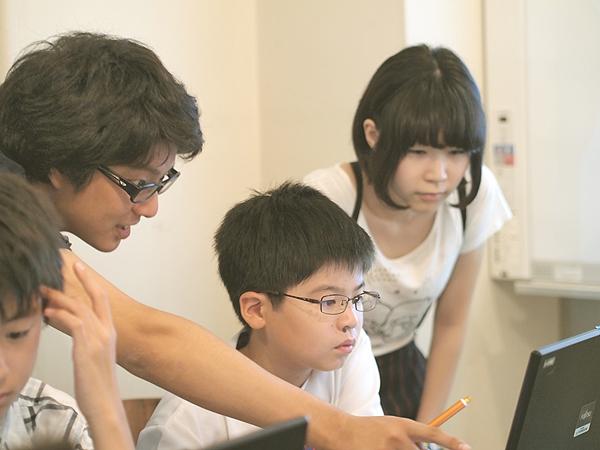 9月9日プログラミングスクール風景