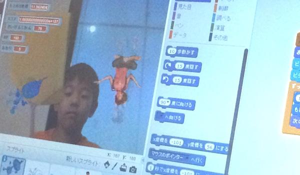 7/27 Summer 1Day プログラミングワークショップの様子