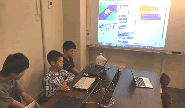 プログラミングスクール(Androidコース)授業風景